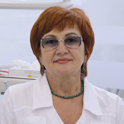 Сибагатова Ляля Нафкатовна